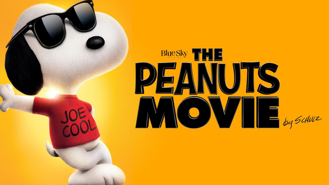 The Peanuts Movie on Netflix UK