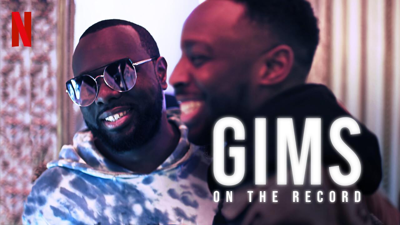 GIMS: On the Record on Netflix UK