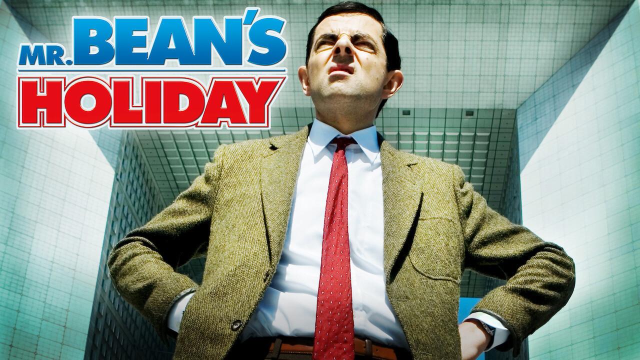 Mr Bean's Holiday on Netflix UK