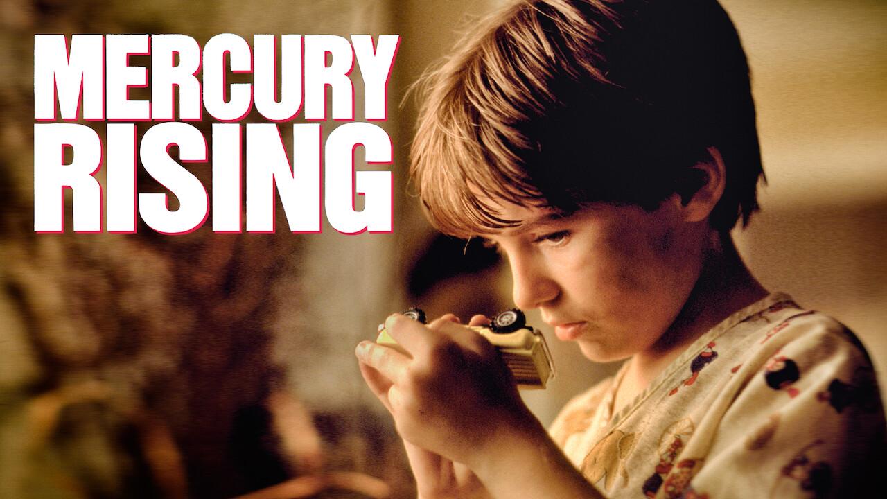 Mercury Rising on Netflix UK