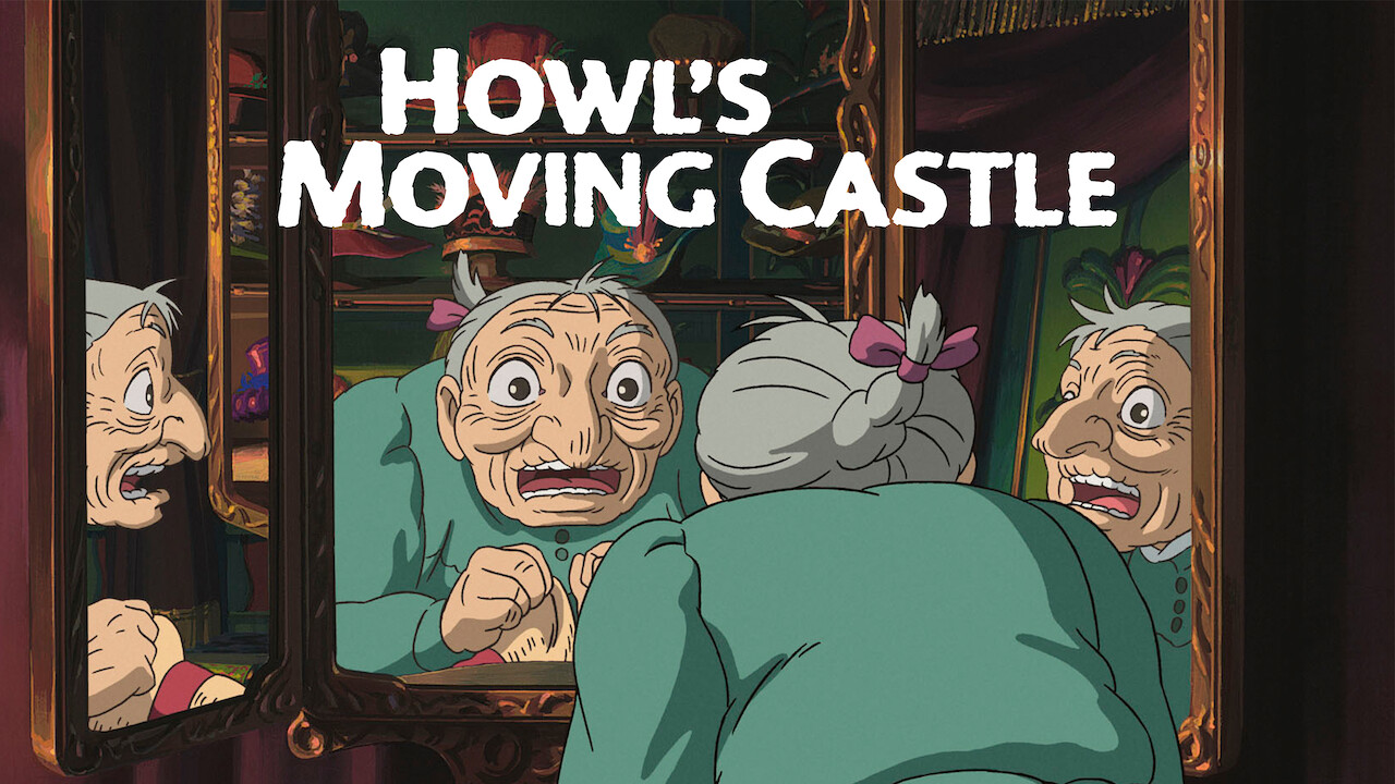 Howl's Moving Castle on Netflix UK