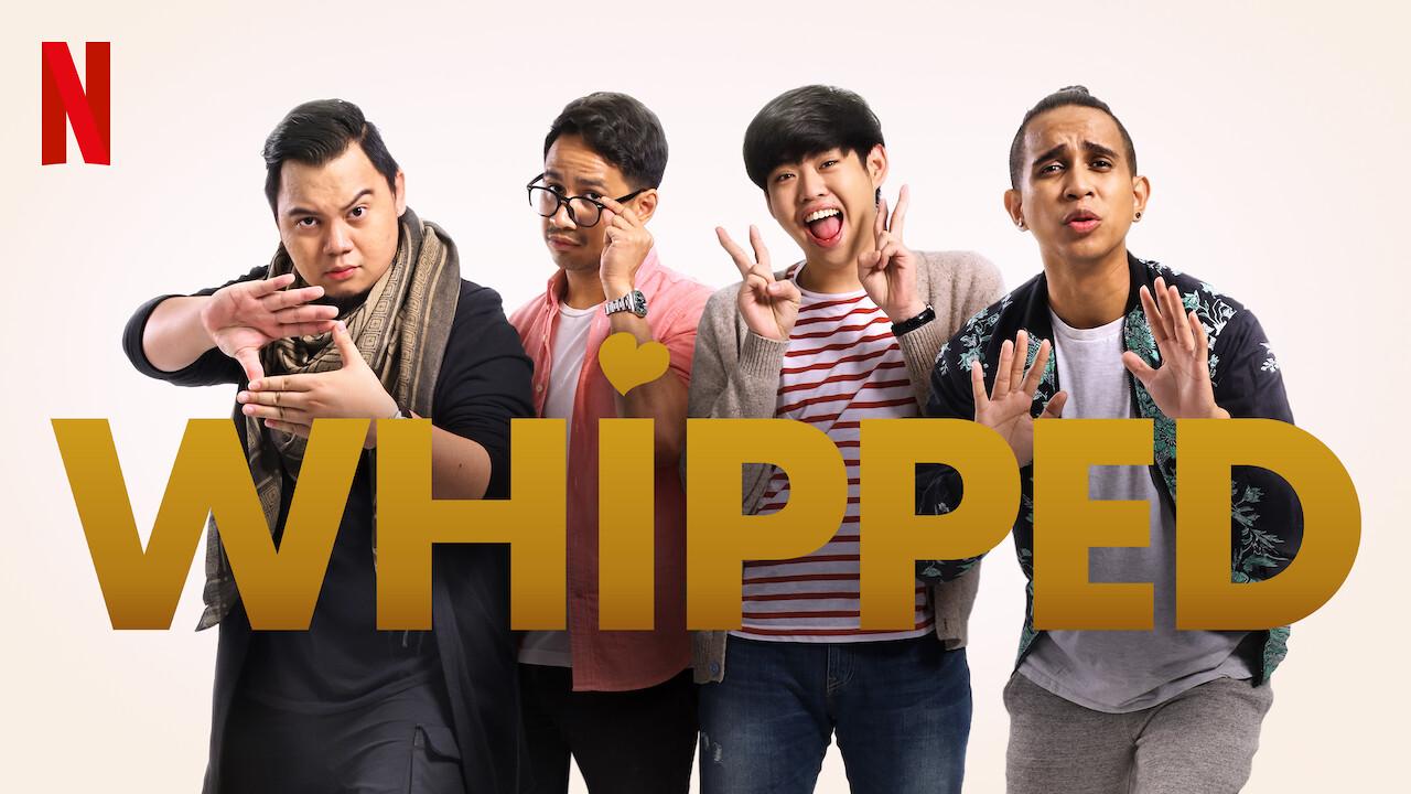 Whipped on Netflix UK