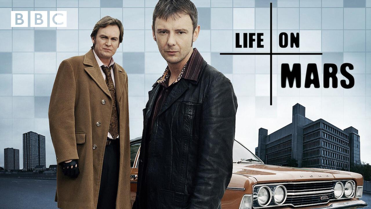 Life on Mars (U.K.) on Netflix UK