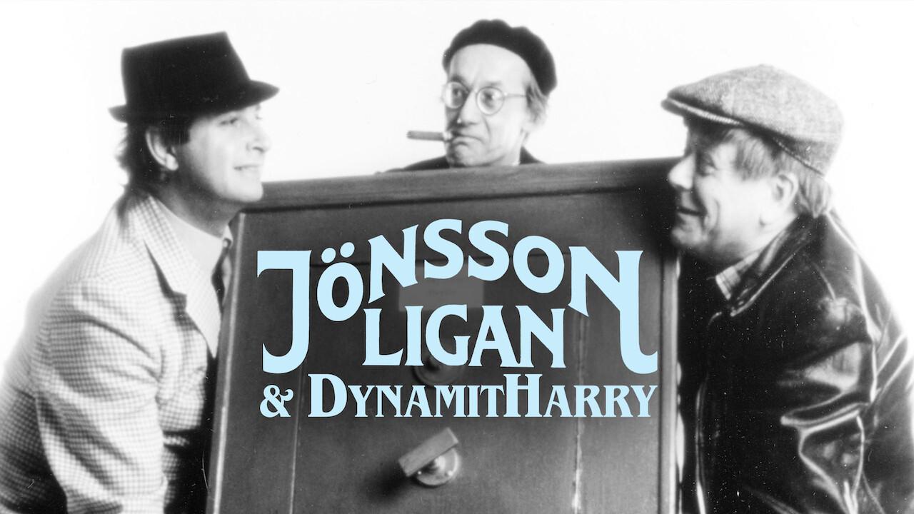 The Jönsson Gang & Dynamite Harry on Netflix UK