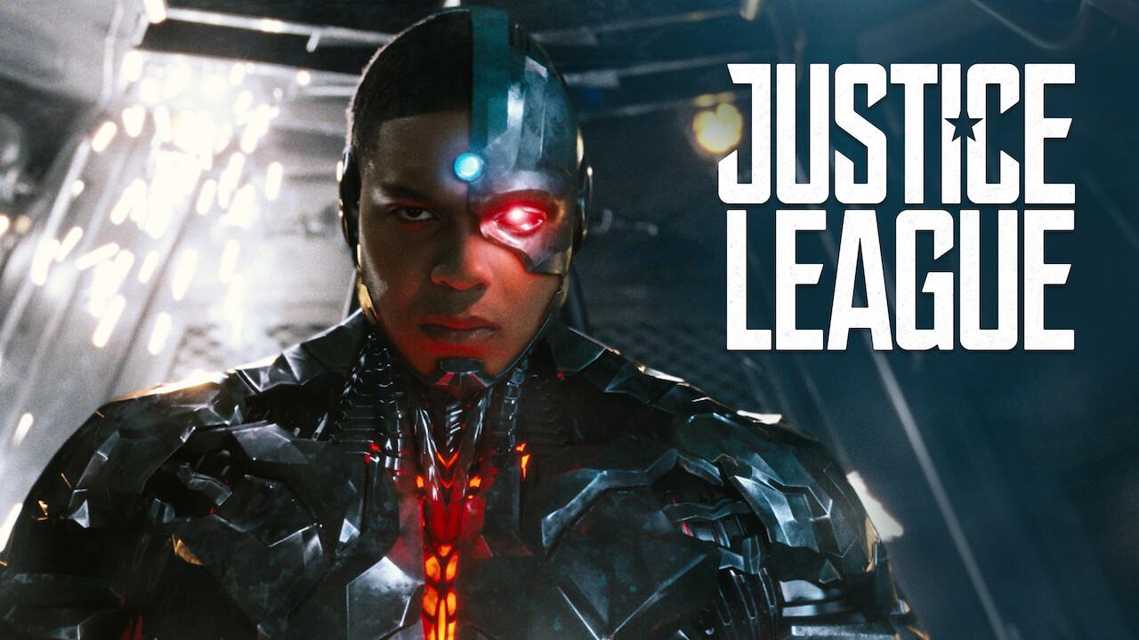Justice League on Netflix UK