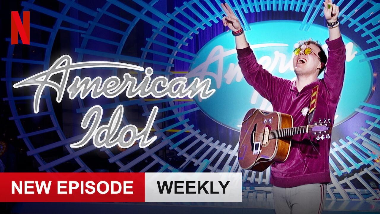 American Idol on Netflix UK