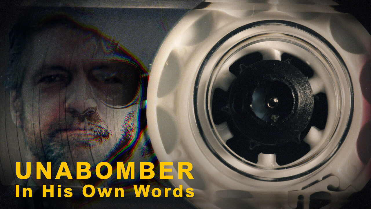 Unabomber - In His Own Words on Netflix UK