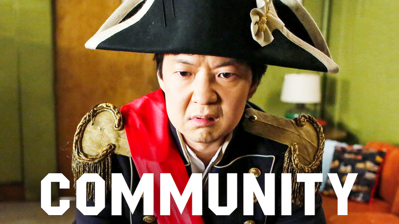 Community on Netflix UK