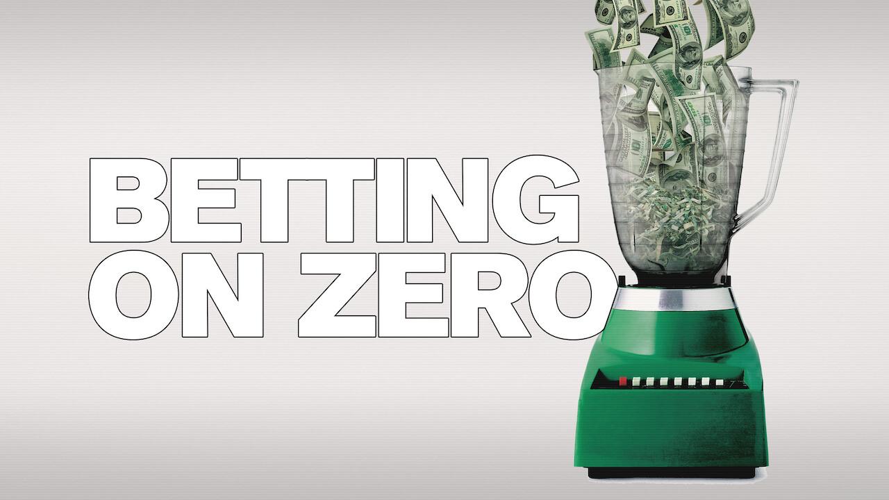 betting to zero