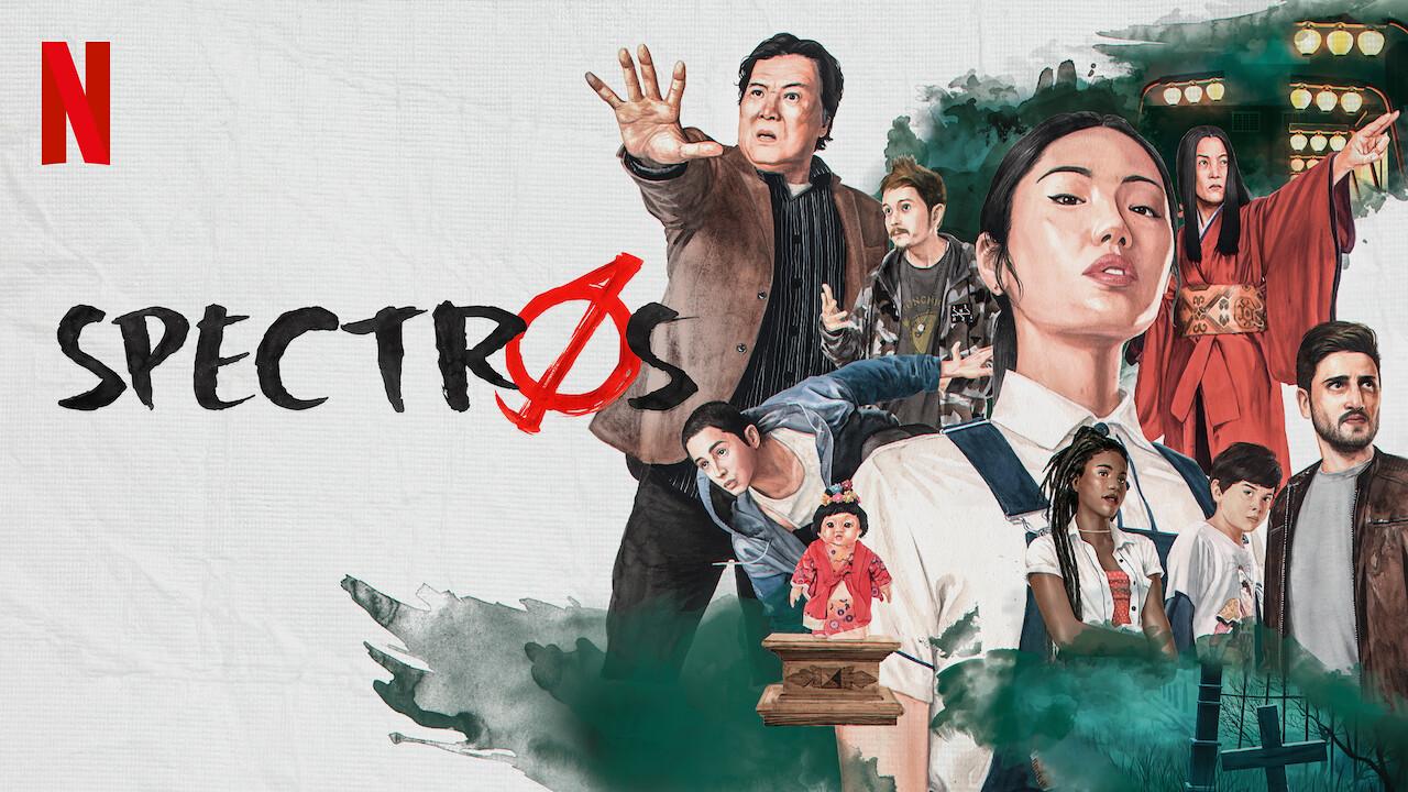 Spectros on Netflix UK