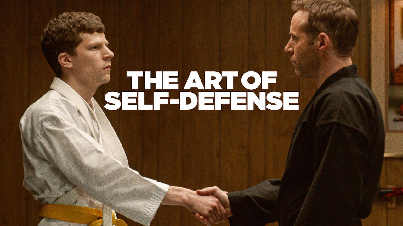 The Art of Self-Defense on Netflix UK