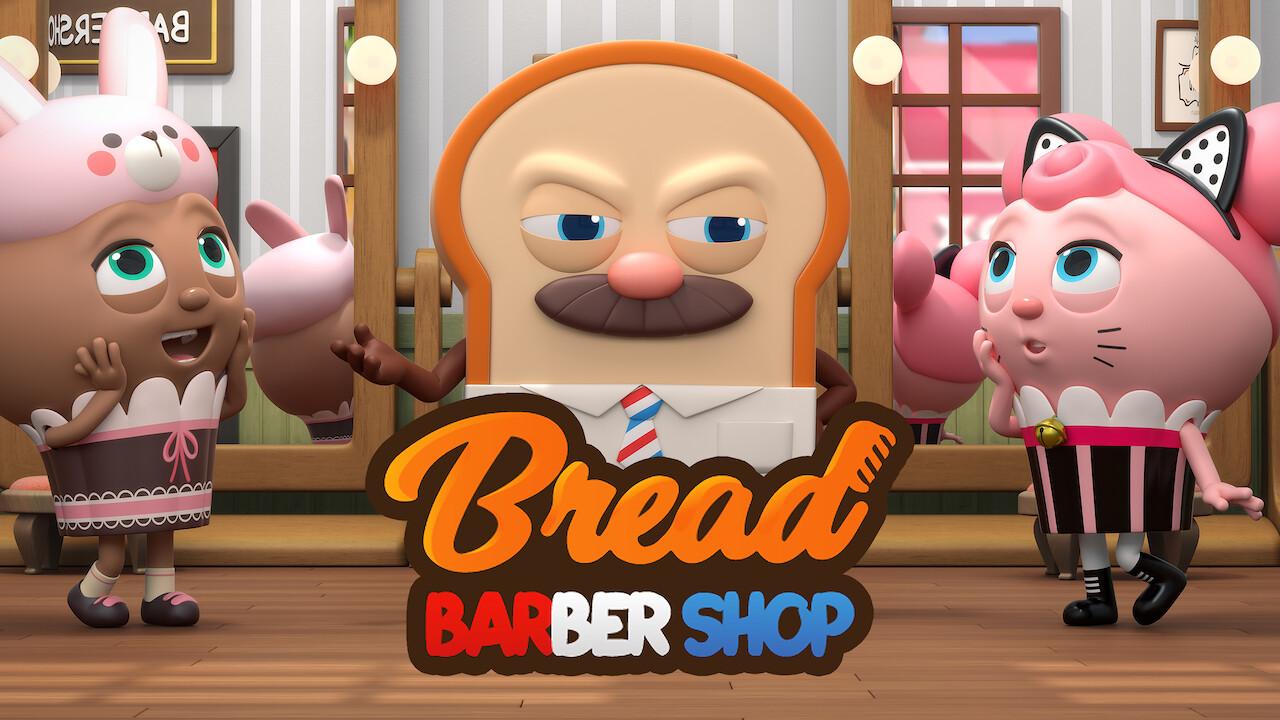 Bread Barbershop on Netflix UK