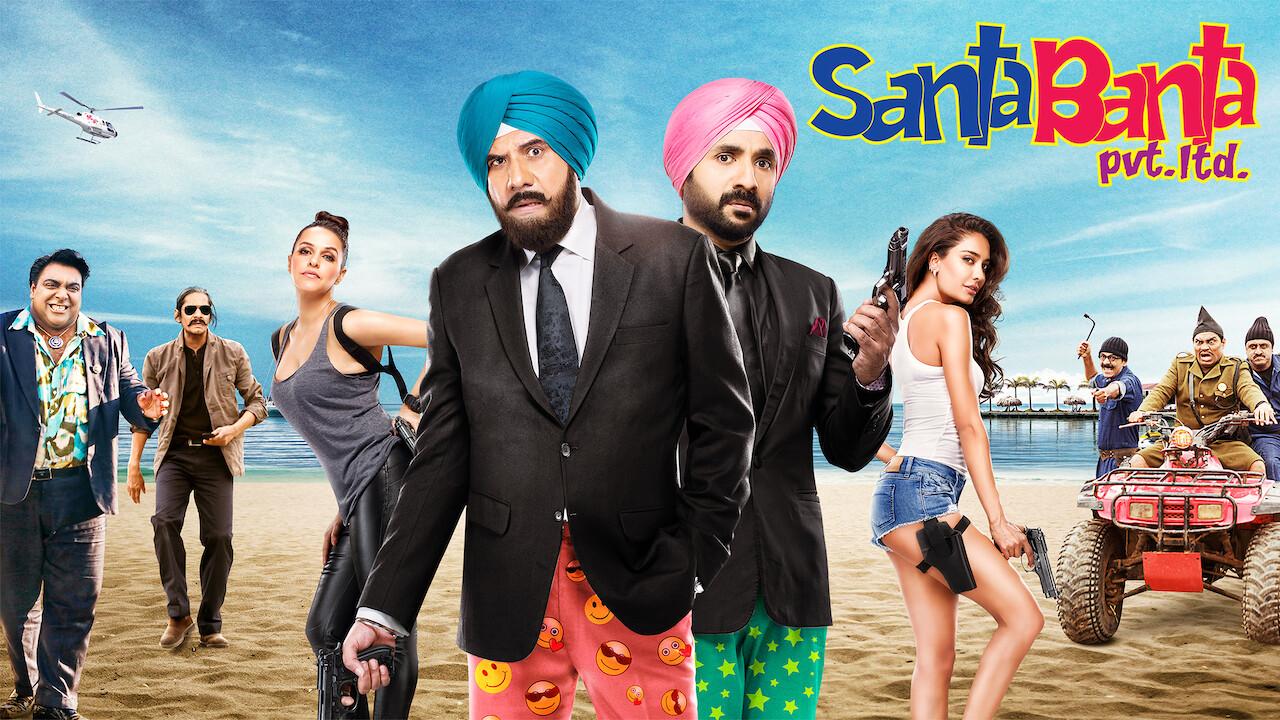 Santa Banta Pvt Ltd on Netflix UK