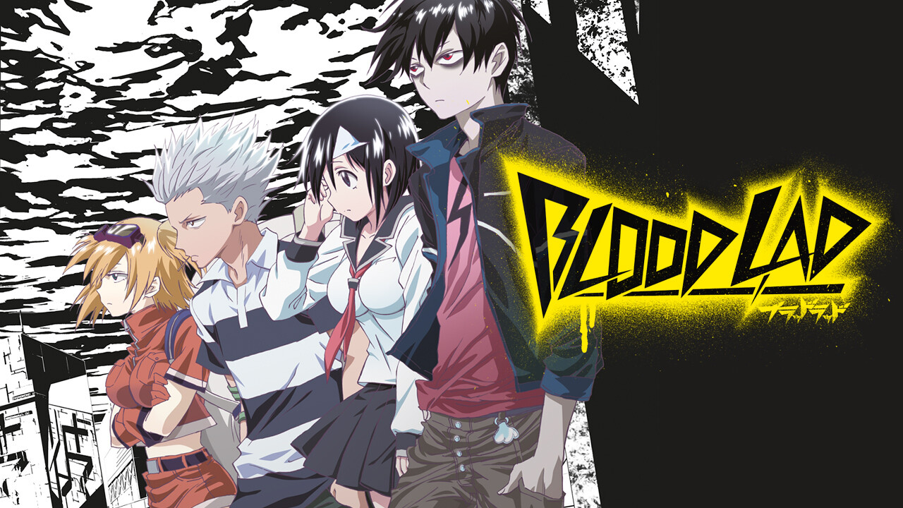 Blood Lad on Netflix UK