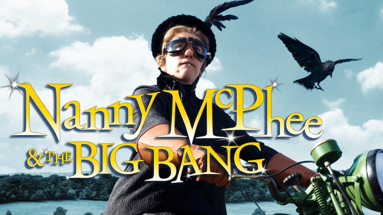 Nanny McPhee and the Big Bang on Netflix UK