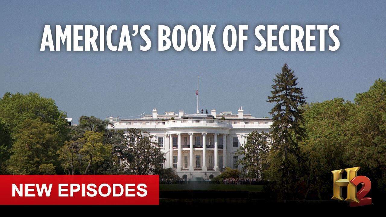 America's Book of Secrets on Netflix UK
