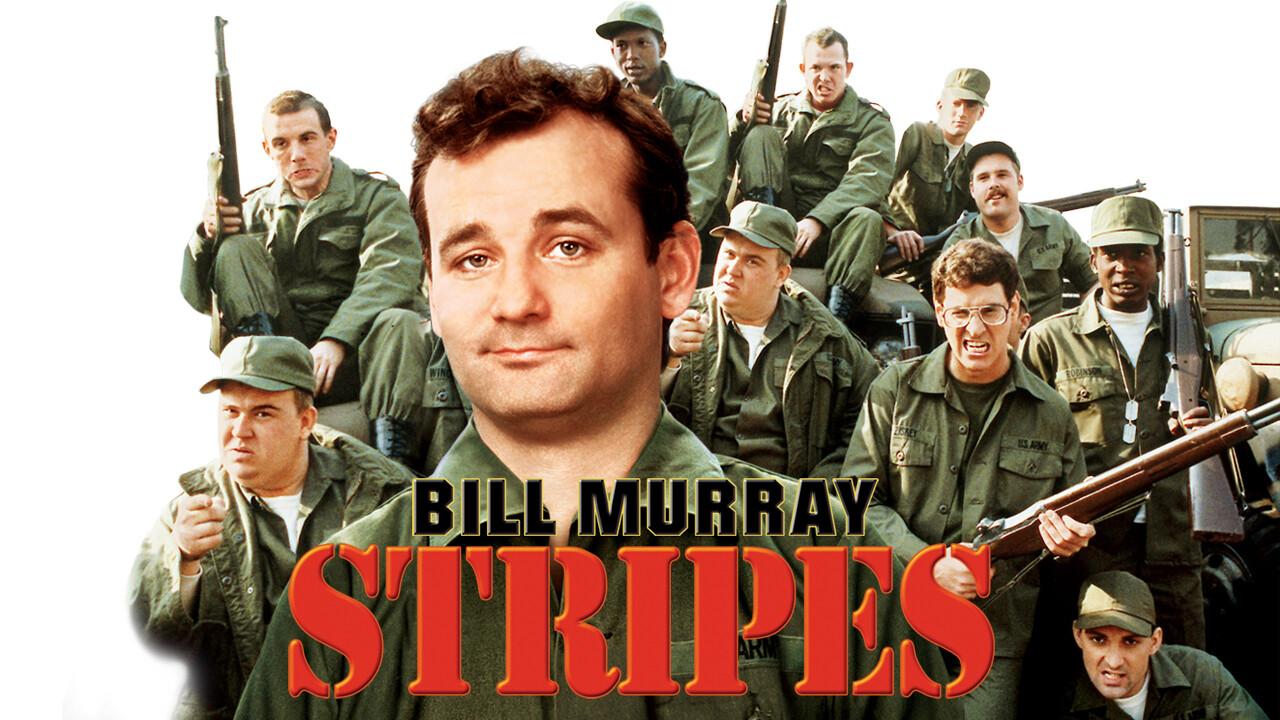 Stripes on Netflix UK