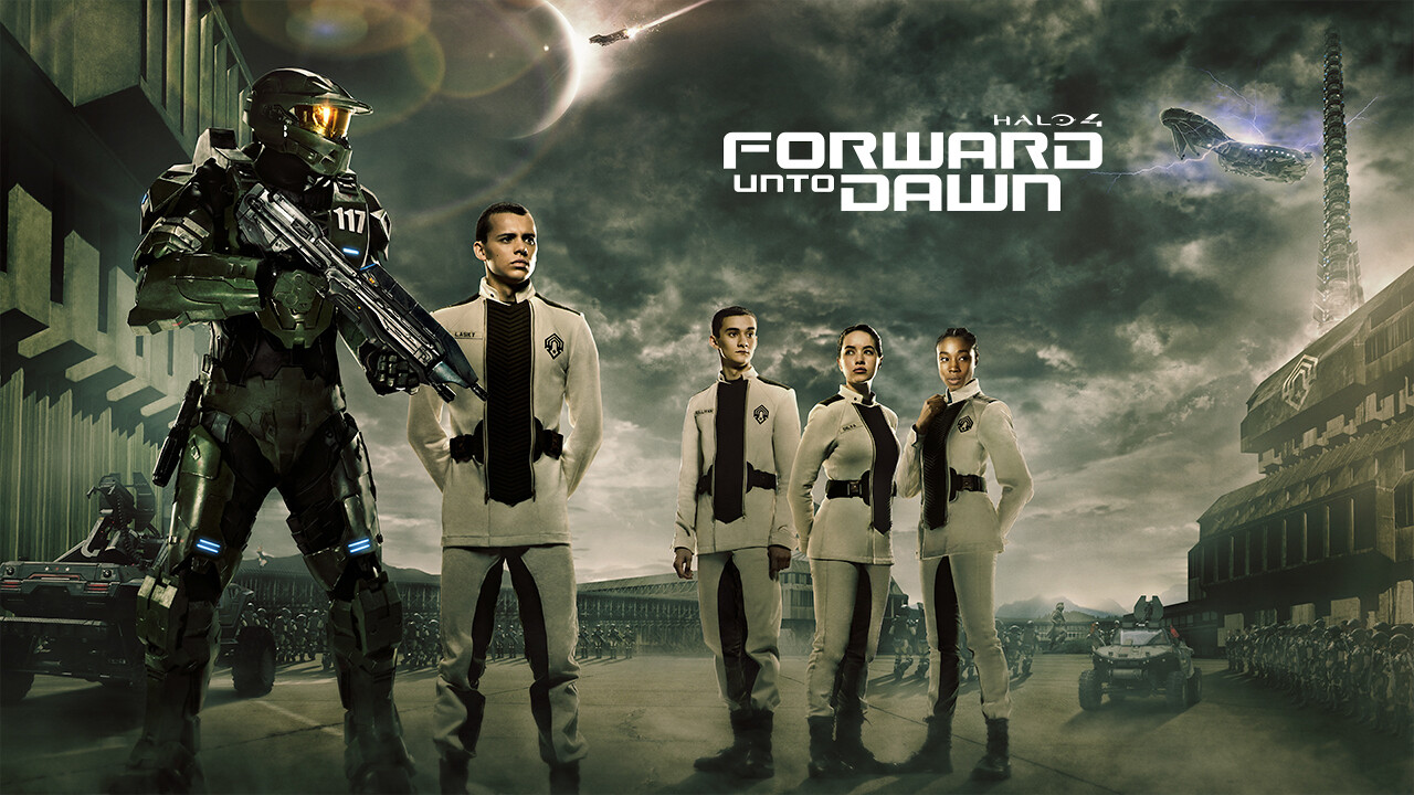 Is Halo 4 Forward Unto Dawn 2012 Available To Watch On Uk