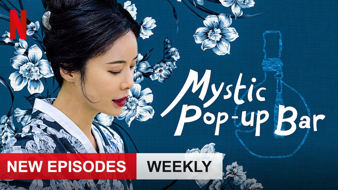 Mystic Pop-up Bar on Netflix UK