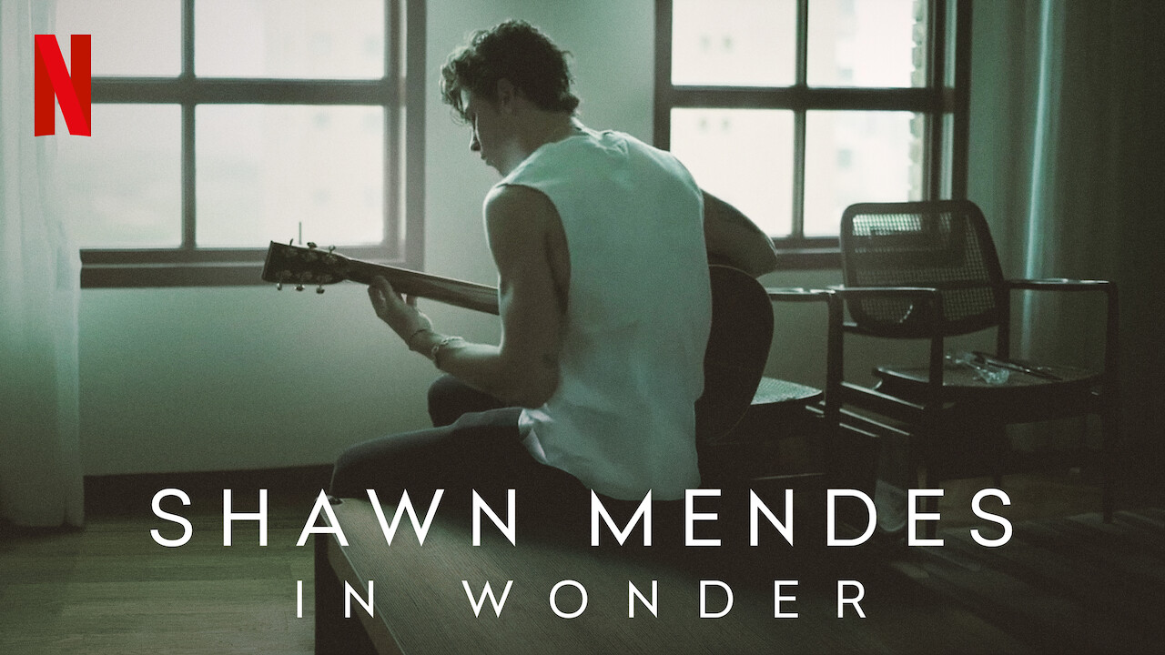 Shawn Mendes: In Wonder on Netflix UK