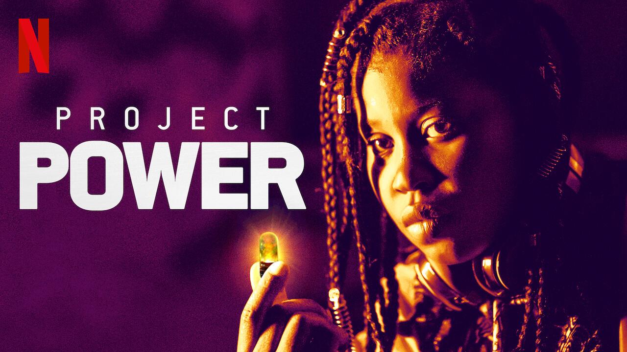 Project Power on Netflix UK