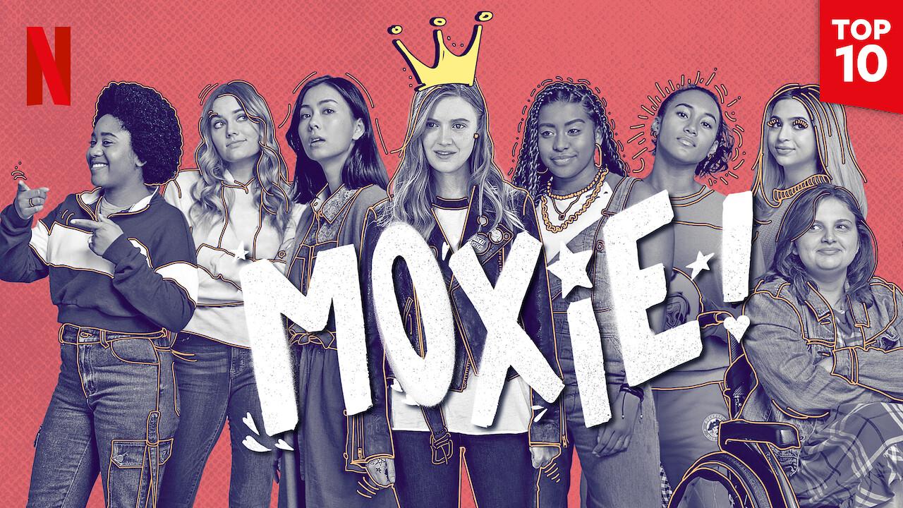 Moxie on Netflix UK