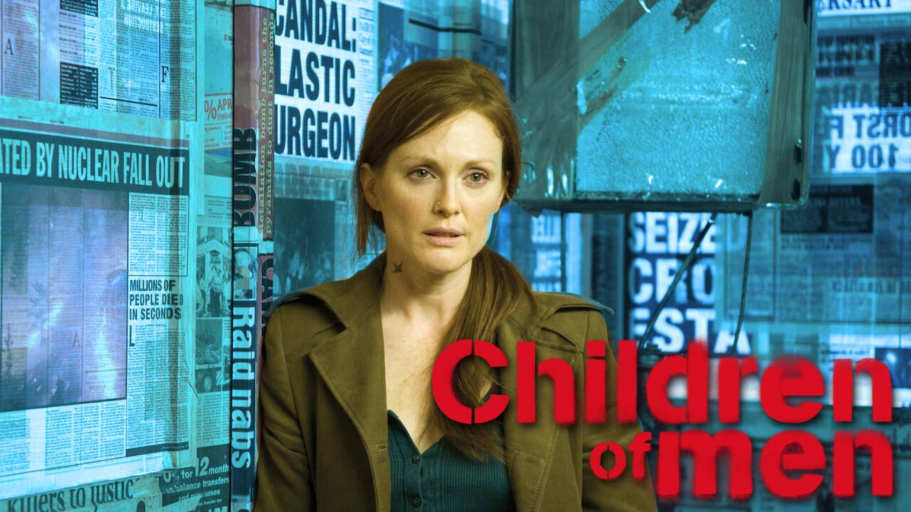 Children of Men on Netflix UK