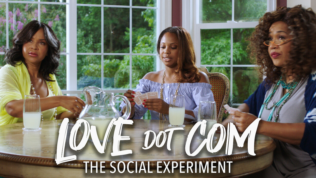 Love Dot Com: The Social Experiment on Netflix UK
