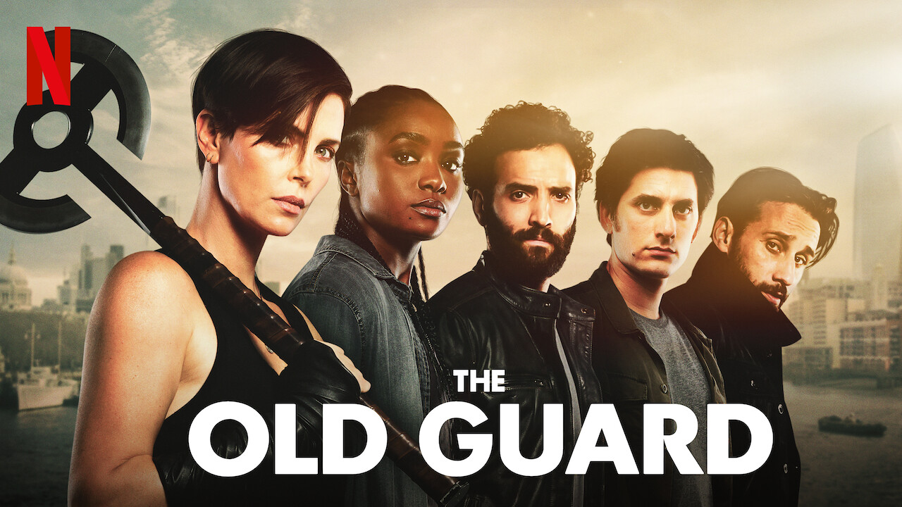 The Old Guard on Netflix UK