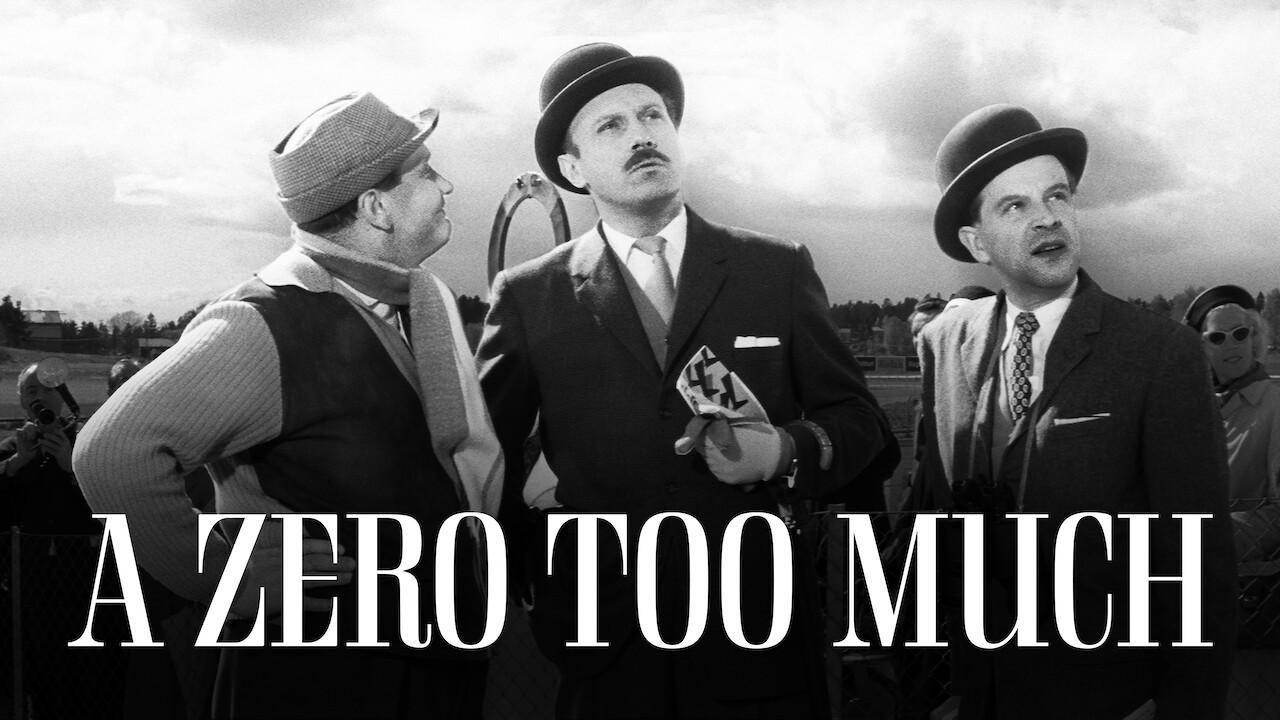 A Zero Too Much on Netflix UK