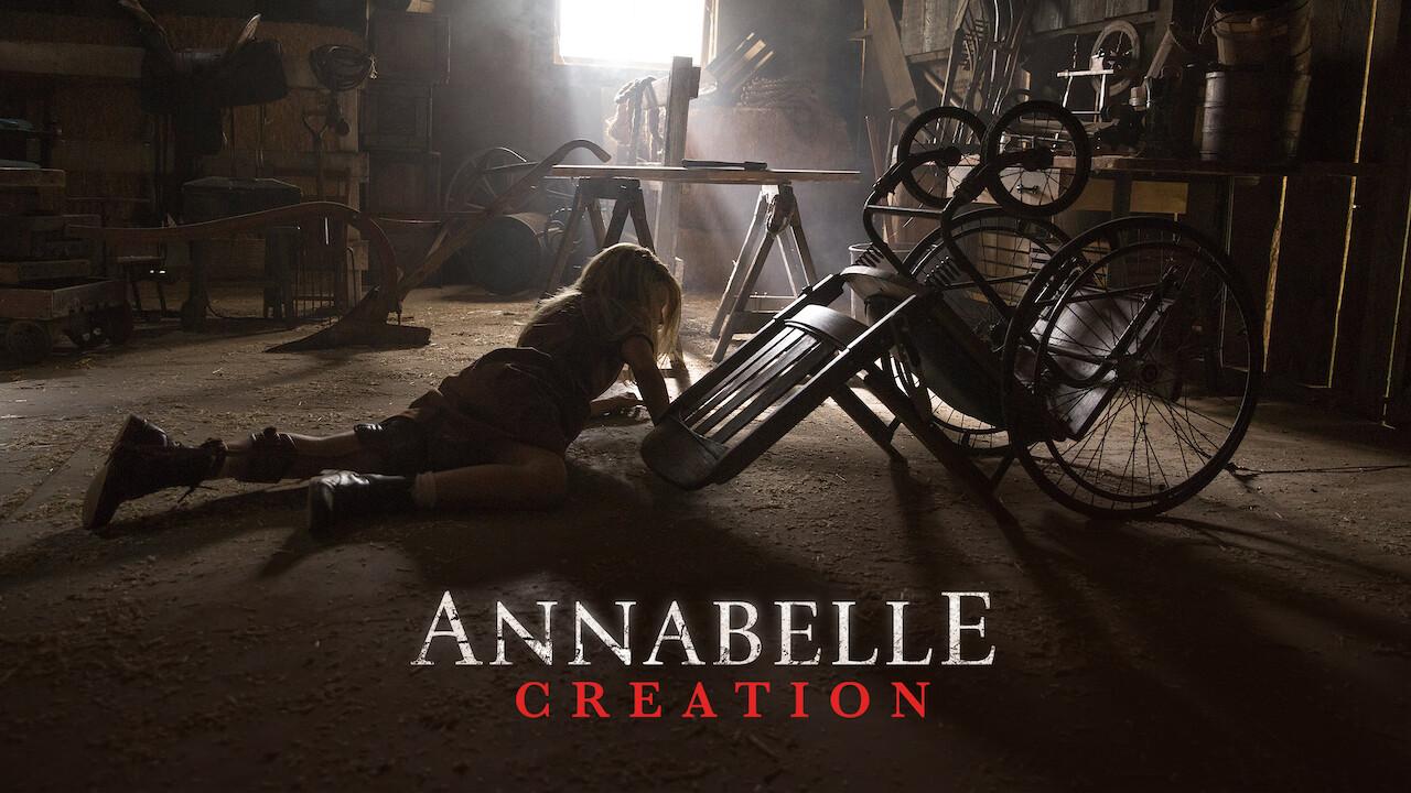 Annabelle: Creation on Netflix UK