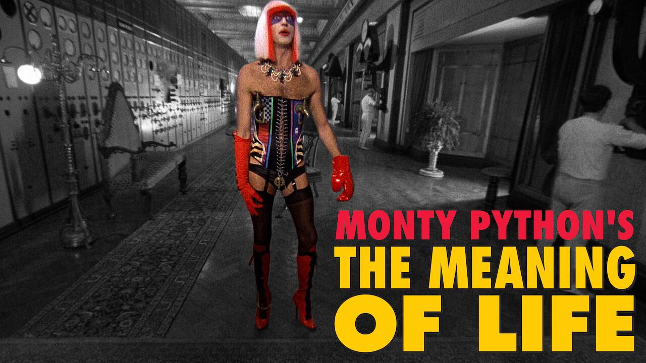 Monty Python's The Meaning of Life on Netflix UK