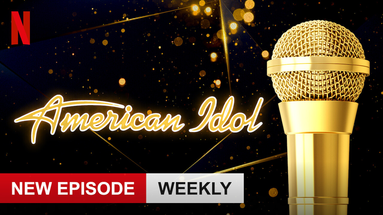 American Idol on Netflix UK