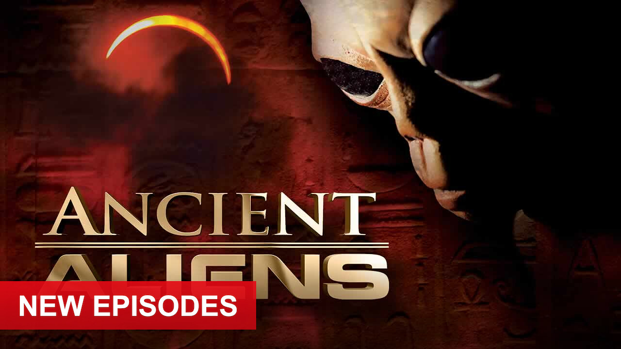 Ancient Aliens on Netflix UK