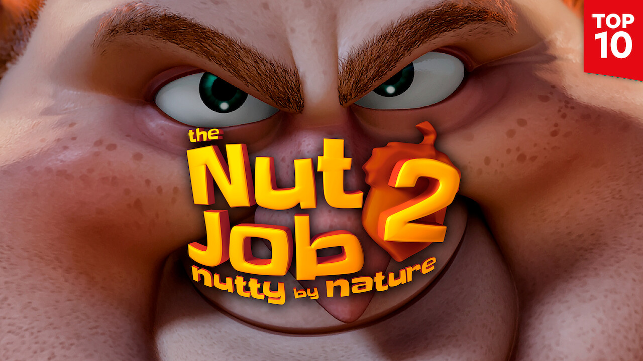The Nut Job 2: Nutty by Nature on Netflix UK