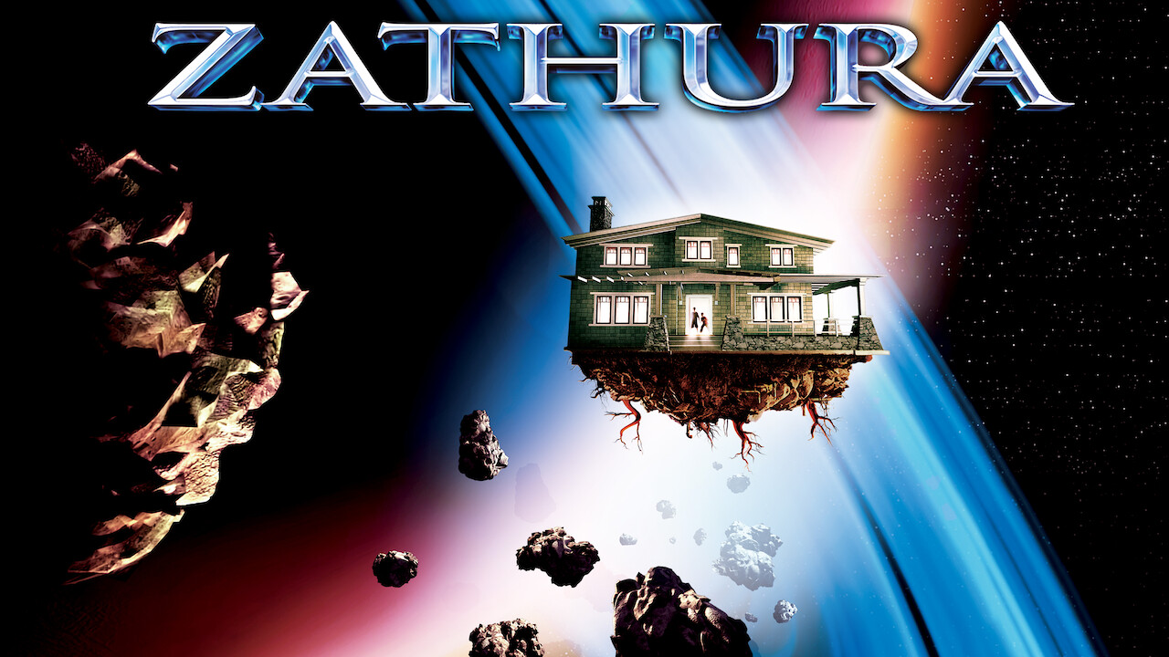 Zathura on Netflix UK