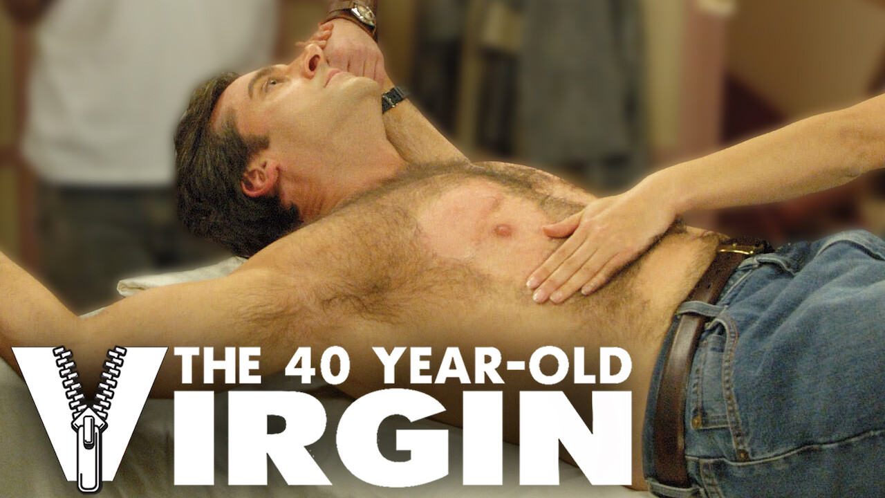 Is The 40 Year Old Virgin 2005 Available To Watch On Uk Netflix Newonnetflixuk