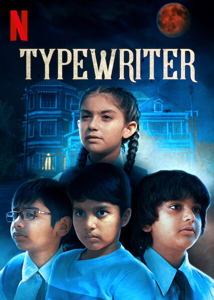 Typewriter on Netflix UK