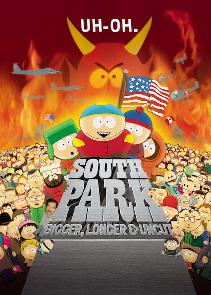 South Park: Bigger, Longer and Uncut on Netflix UK