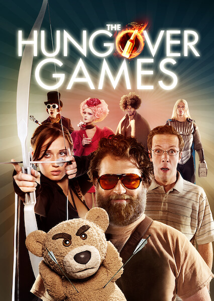 The Hungover Games on Netflix UK