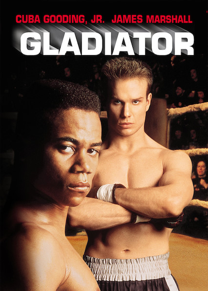 Gladiator on Netflix UK
