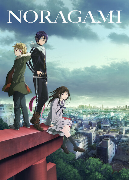 Noragami on Netflix UK