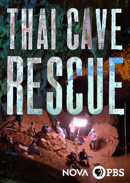 NOVA: Thai Cave Rescue on Netflix UK