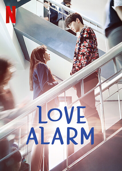 Love Alarm on Netflix UK
