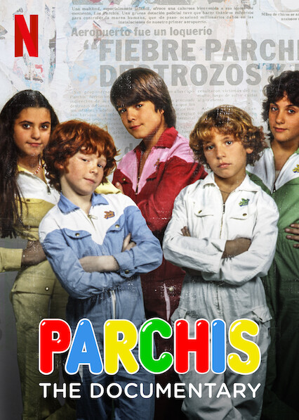 Parchís: the Documentary on Netflix UK