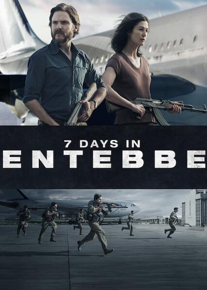 Entebbe on Netflix UK