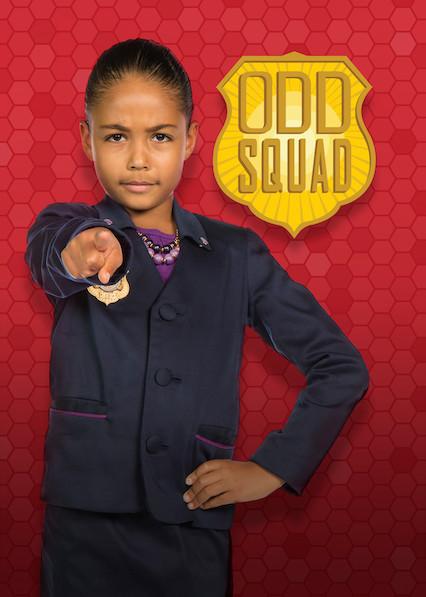 Odd Squad on Netflix UK