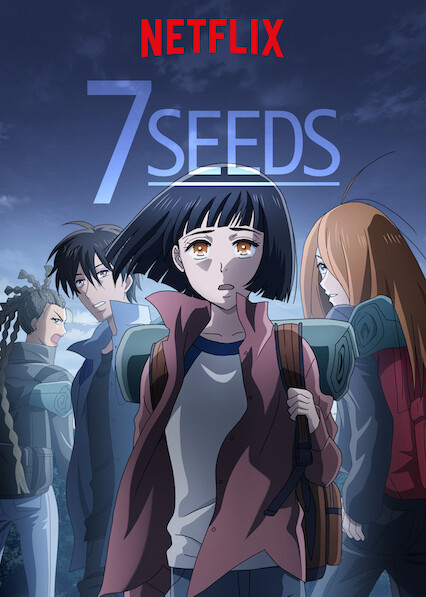 7SEEDS on Netflix UK