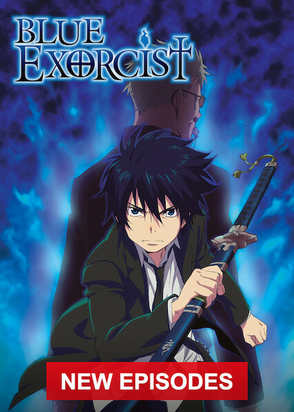 Blue Exorcist on Netflix UK