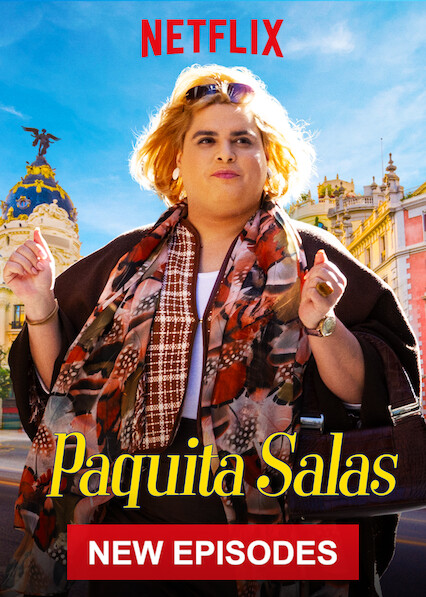 Paquita Salas on Netflix UK